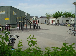 Syncope Almere schoolplein